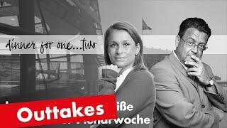 Brandheiß Spezial: Dinner for One … Two – mit Corinna Miazga und Stephan Brandner – Outtakes 2019
