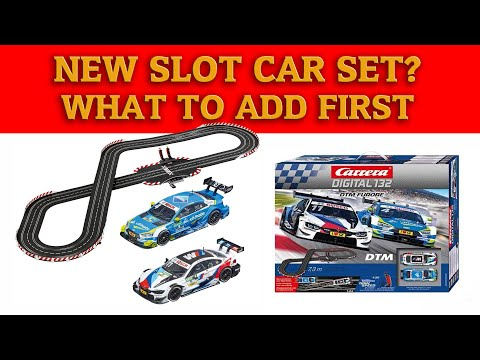 Expanding Your New Slot Car Track – Recommended Features to Add First
