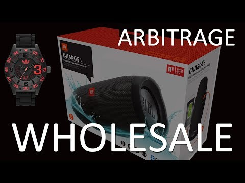HOW TO MAKE MONEY WITH WHOLESALE & RETAIL ARBITRAGE PRODUCTS