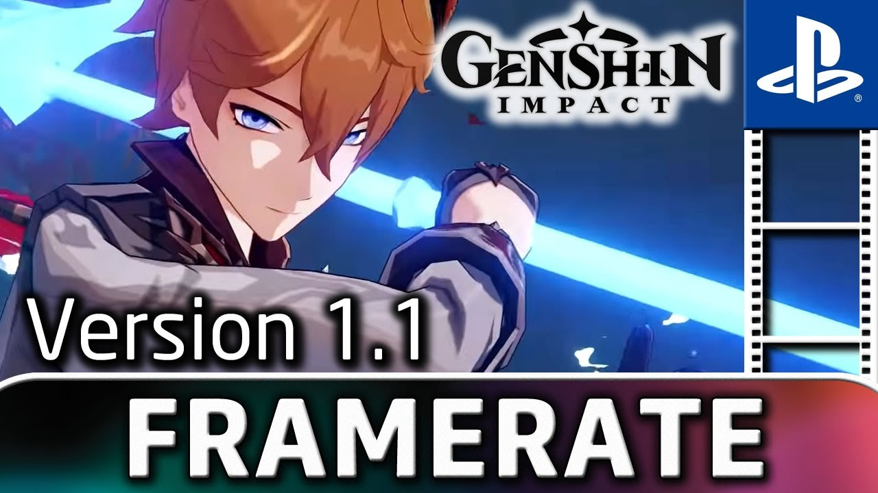 Genshin Impact Version 1 1 Frame Rate Test On Ps4 Contranetwork