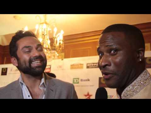 """Richard Olivier Jr. interviews Bollywood celebrity """"Abhay Deol"""" LIVE on The Rhyme Impersonator Show!"""