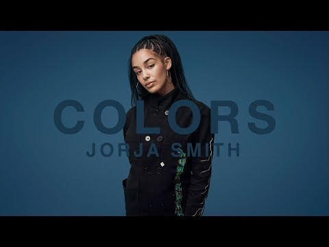 Jorja Smith  Blue Lights  A COLORS SHOW
