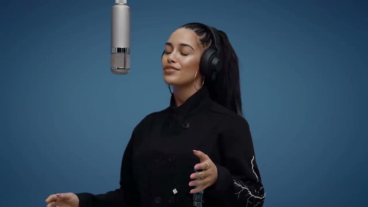 jorja smith blue lights a colors show youtube