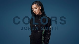 Jorja Smith - Blue Lights | A COLORS SHOW thumbnail