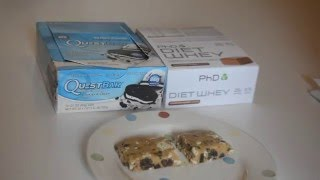 Quest Bar VS PHD - Protein Bars Honest Review & Comparison