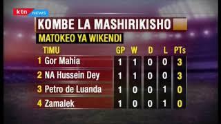 Gor Mahia FC inaongoza katika kundi la Kombe la Mashirikisho