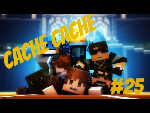 CACHE CACHE MINECRAFT | ÉPISODE 25 | MAP TEAM TMG (Ps4)
