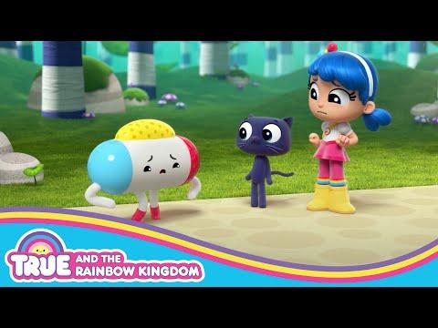 Cheering up Bingo Bango! 🌈 True and the Rainbow Kingdom Season 1 🌈