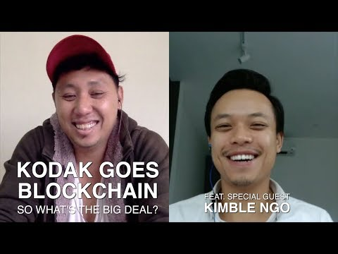 Kodak Goes Blockchain: So What's The Big Deal?