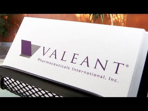 Valeant Under SEC Investigation, Jim Cramer Says 'Sell'