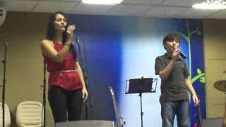 Dueto Néia e Igor - Obrigado (Elaine de Jes