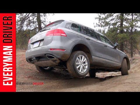 Off-Road: 2014 Volkswagen Touareg TDI on Everyman Driver