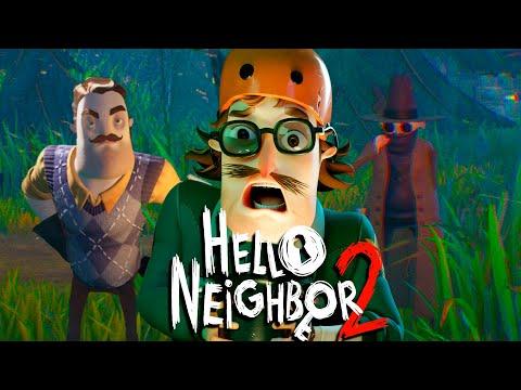 Концовка Hello Neighbor 2!!! - Hello Neighbor 2 Alpha 1