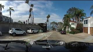 Garmin 360 VIRB, San Diego
