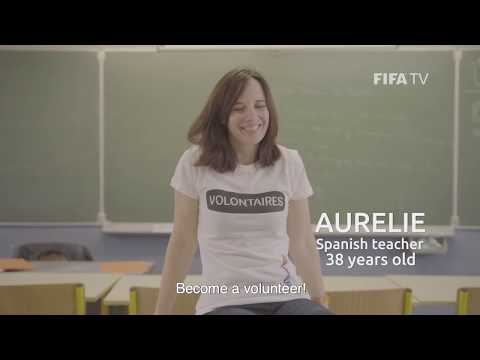 FIFA Women's World Cup™ Volunteers Dare To Shine - Valenciennes