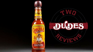 Cholula Chipotle Hot Sauce - All Sauced Up