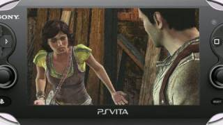 Uncharted: Golden Abyss - Gameplay Video 3