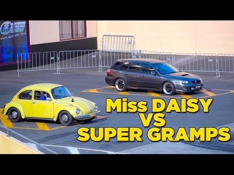 Thumbnail: Miss Daisy VS Super Gramps