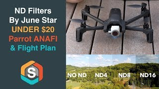 Parrot ANAFI ND Filters by June Star -  UNDER $20