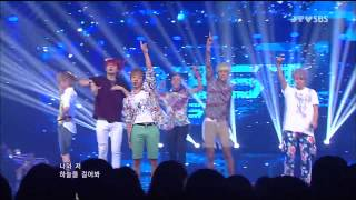 BEAST - Beautiful Night (2 Sep,2012)