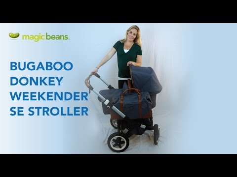 Bugaboo Donkey Weekender Special Edition Collection Stroller | Best Most Popular | Review - YouTube & Bugaboo Donkey Weekender Special Edition Collection Stroller ...