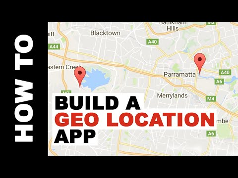 Building An MVP In An Hour (Maps, Geolocation, API, Database)