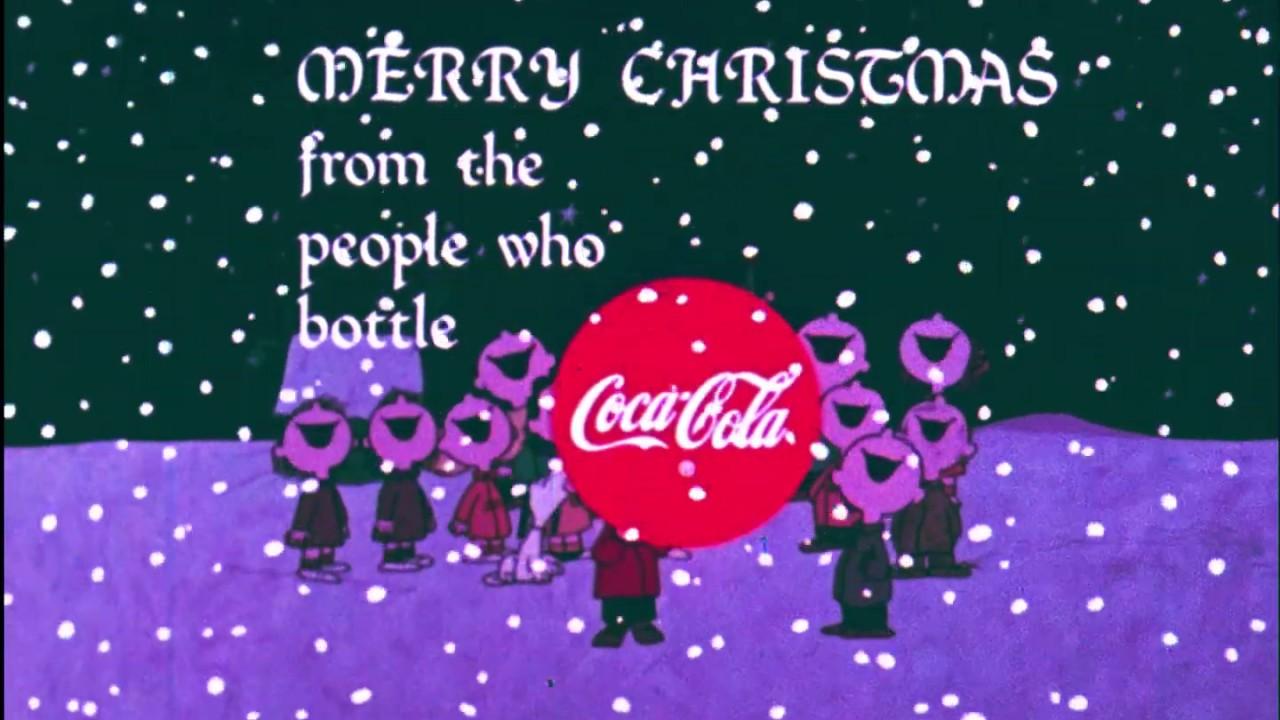 A Charlie Brown Christmas original ending (1965) - YouTube