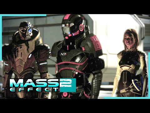 Mass Effect 2: Horizon w/ ENB & Many Mods Part 1/2