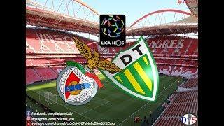 Rádio Antena 1 - Benfica x Tondela - Relato dos Golos