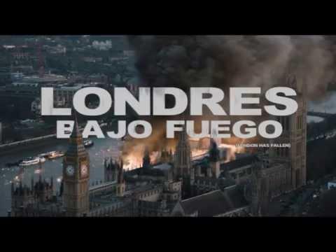 Londres Bajo Fuego - Trailer Subtitulado - Gerard Butler, Morgan Freeman
