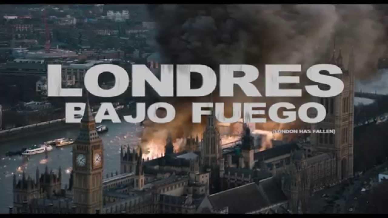 Londres Bajo Fuego - T... Gerard Butler