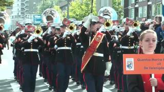 2015 nationale taptoe streetparade Rotterdam