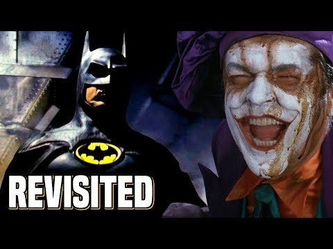 Batman (1989) Revisited