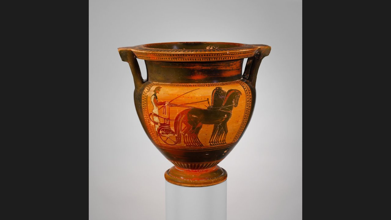 History of wine and art series greek vase paintings youtube floridaeventfo Image collections