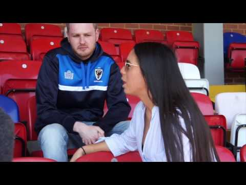 Kelly-Jade Whelan on the rise of AFC Wimbledon Ladies