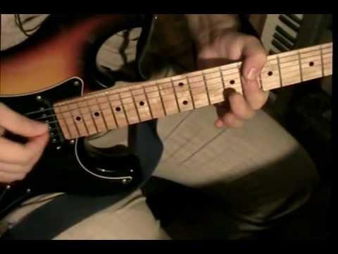 Carlos Santana Just Feel Better Guitar Lesson