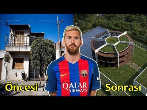 Futbolcuların Evleri | Öncesi ve Sonrası