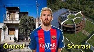 Futbolcuların Evleri | Öncesi ve Sonrası | 1. BÖLÜM
