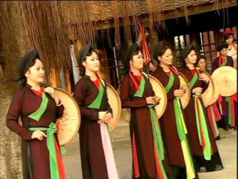 Chia rẽ đôi nơi - Dân ca quan họ Bắc Ninh