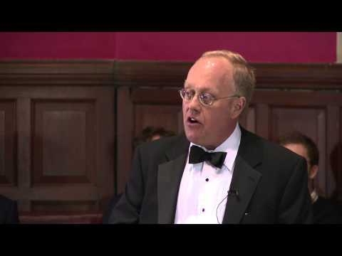 Chris Hedges | Snowden Debate | Oxford Union