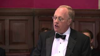 Chris Hedges | Snowden Debate | Oxford Union