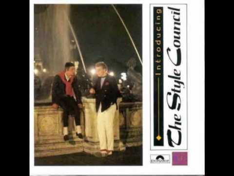 THE STYLE COUNCIL, The Paris Match, Paul Weller Vocal Version, 1983.