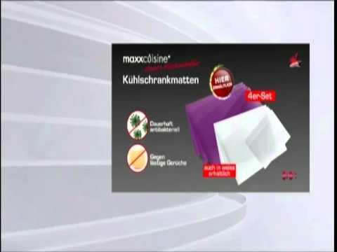 Kühlschrankmatten : Kühlschrankmatten weiß produktpräsentation michael horn youtube