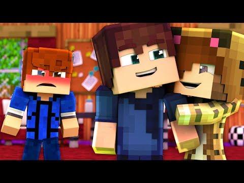 Minecraft Daycare - THE NEW KID !? (Minecraft Roleplay)
