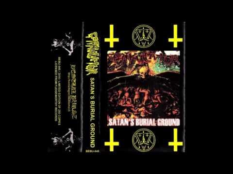 Gonkulator - Satan's Burial Ground [FULL ALBUM]
