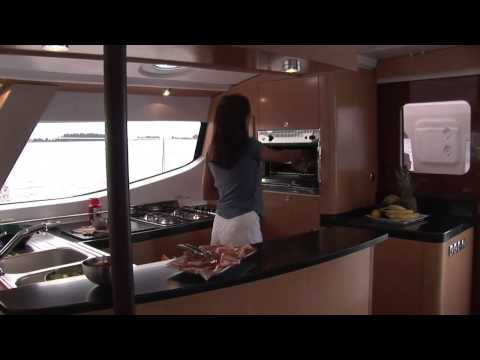 ANNAPOLIS BOAT SHOW, Salina 48 Fountaine Pajot by Bay Yacht Agency, Annapolis
