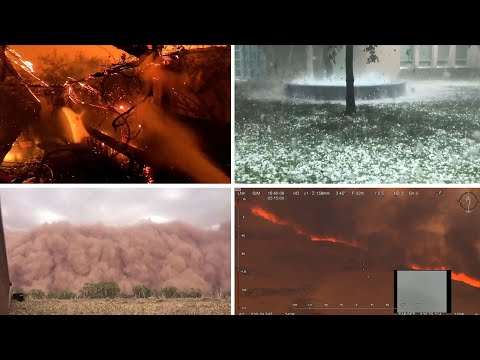Australia's Apocalyptic Weather - What Is Happening And Why?