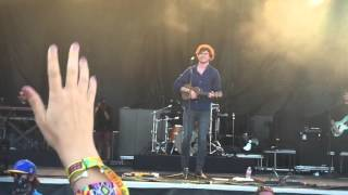 Riptide by Vance Joy at the 2015 Austin City Limits Music Festival