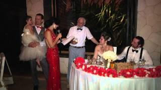 Masha & Eugene.  Russian Wedding in Mexico Trailer