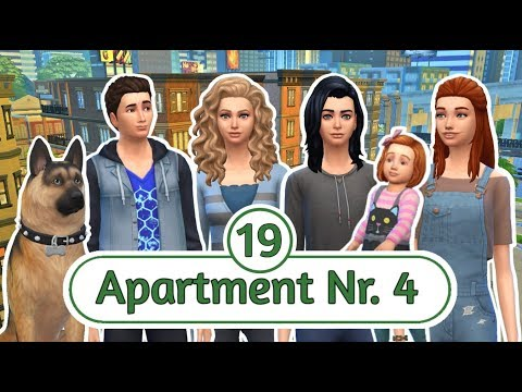 Sims 4 | Apartment Nr. 4: (019) - Party, Party!